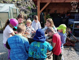 Workshop pro děti ZAHRÁDKA PRO SKŘÍTKY